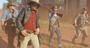 Мир в Red Dead Redemption 2: подозрительный ветеран