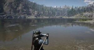 Озерный осетр RDR 2 online