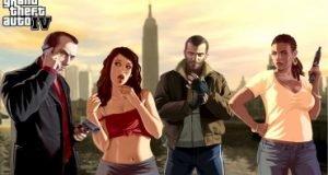 Главные персонажи GTA 4