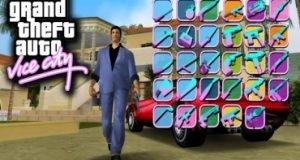 Оружие GTA Vice City