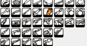 Оружие в GTA LCS
