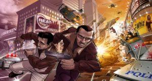 Случайные персонажи GTA 4