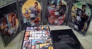 GTA на DVD