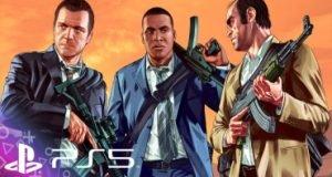 GTA 5 на PS 5