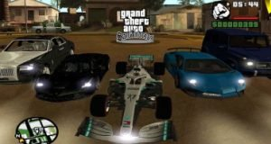 GTA San Andreas Super Cars V 3 5