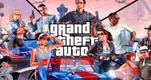 Популярность GTA Online