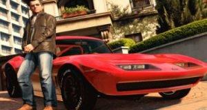PlayStation купить диск GTA V