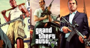 Создание GTA 5