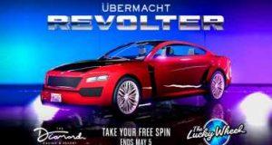 Ubermacht Revolter