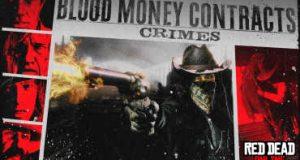 Red Dead Online кровавые деньги